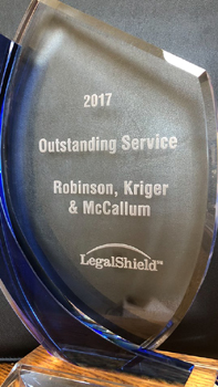LegalShield Outstanding Service